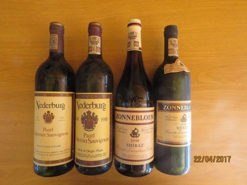 Vintage wines / Various Vintages