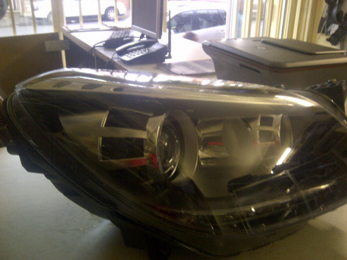 Mercedes Benz W172 headlamps  available