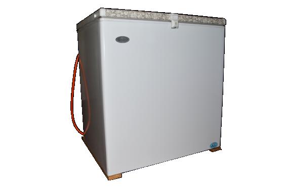 250L Gas/ Electric Chest Freezer