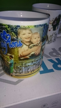 Personalized clocks and Personalized Mugs