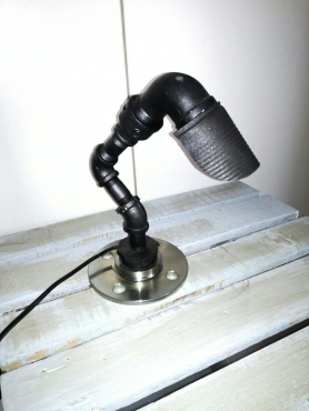 Manufacturers of unique lamps and industrial furnishings.
