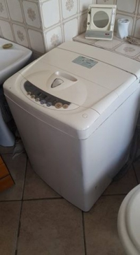LG 7kg Top Loader washing machine