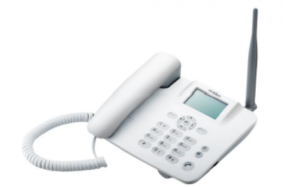 THE GSM CORDLESS DESKTOP PHONE