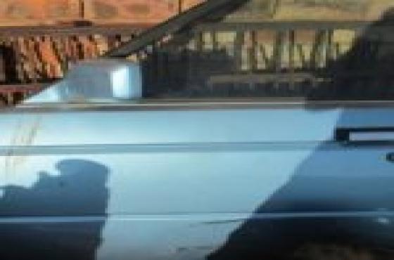 1988 Nissan Sentra Left Front Door Shell For Sale