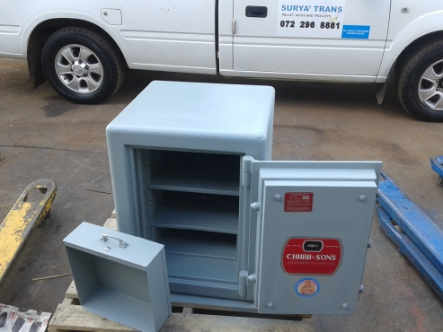 HOUSEHOLD OR BUSINESS CHUBB SAFE