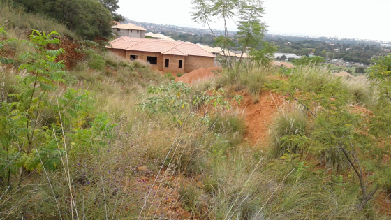 2998 VACANT LAND IN BERGTUIN ( WAVERLEY) BEAUTIFUL STAND IN A QUITE,NICE SUBURB IN PRETORIA NORTH EAST