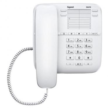 Siemens Gigaset DA410 Corded Phone