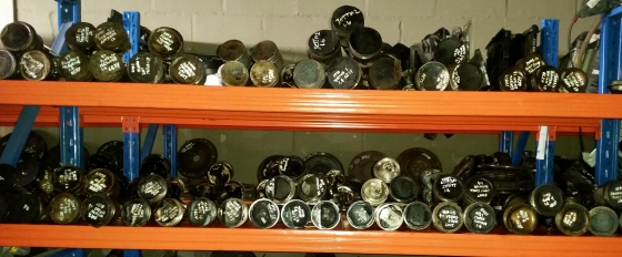 SECOND HAND PISTONS AND CONRODS FOR SALE