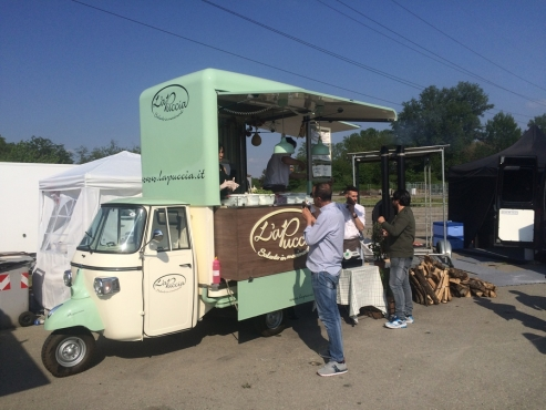 Used Second Hand Food Truck Finance Available