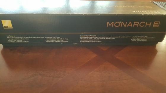 Nikon monarch 3 2.5-10x42