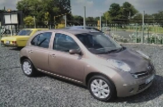 Nissan Micra 1.5dci
