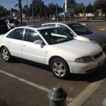Audi A4 1 8 sport with sunroof | Junk Mail