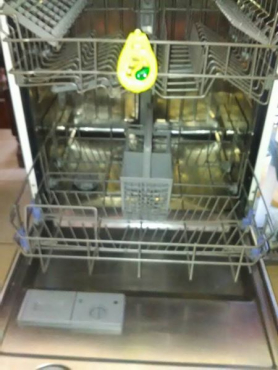 LG Dishwasher.