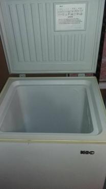KIC 176 litre freezer