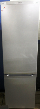 Silver Defy Fridge S