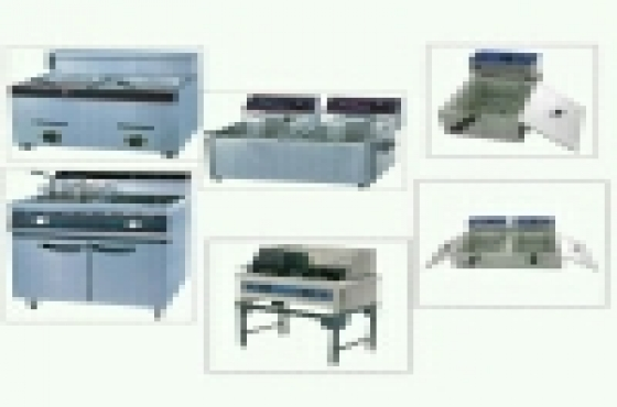 BRAND NEW GAS AND ELECTRIC FRYERS FROM R595