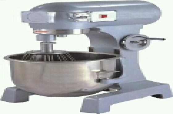 brand new cake mixers, all bakery equipment