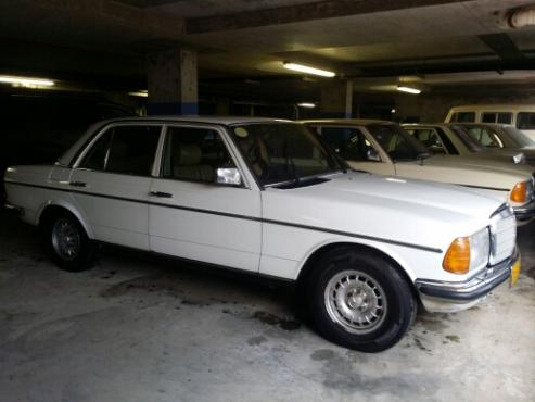 Mercedes 230e Auto