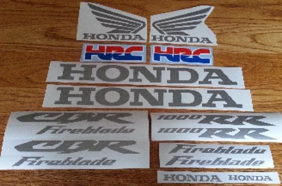 Graphics decals sticker kits for Honda 954 RR bikes