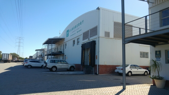 Large Warehouse for sale : Interchange Somerset West