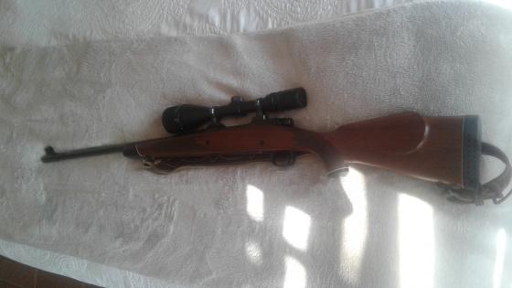 Winchester 7mm Rem Mag model 70 XTR | Junk Mail