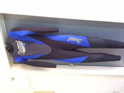 Cressi sub 7mm wetsuit