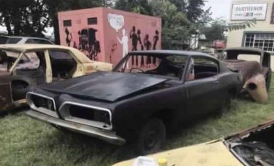 Barracuda In Classic Cars In South Africa Junk Mail