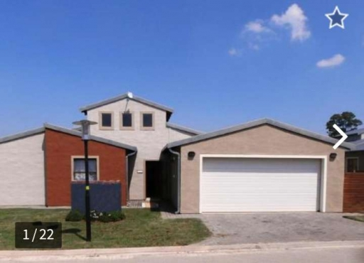 Lovely 3bedroom house in Security Complex