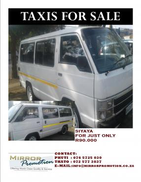 Pre-owned Siyaya for sale