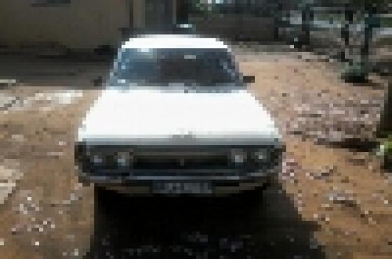 Vintage Datsun 160u