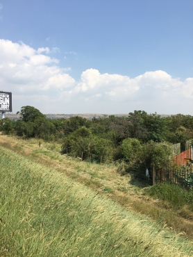 Breed Street Montana Park Pretoria 10,050 sqm stand for sale