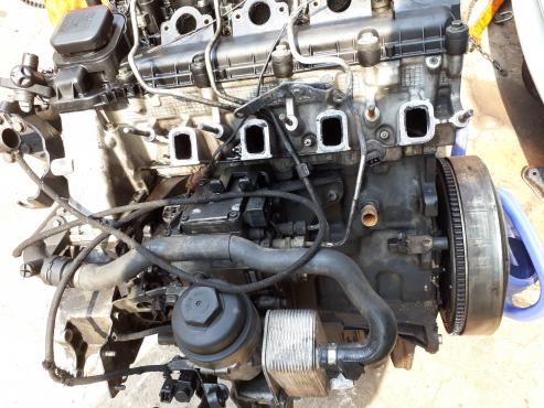 BMW 320d M57 engine   Junk Mail