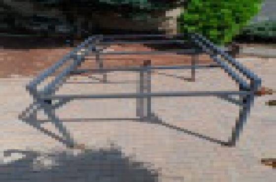 hyundai h 100 steel rack.