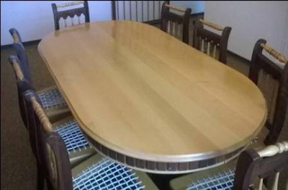 Diningroom set / eetkamerstel