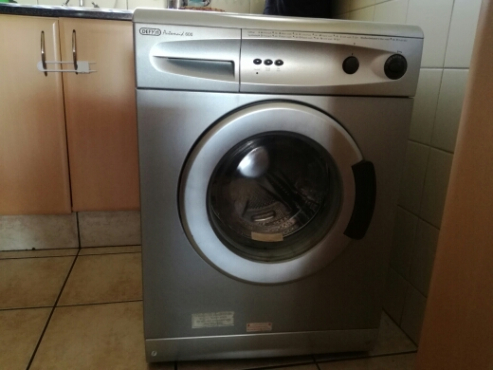 Defy 6kg Metallic washing machine R1000