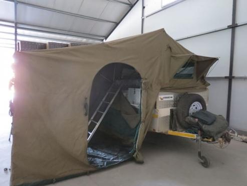 Bushwakka Family Trailer Tent