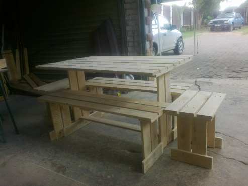 Picnic Table 4 seater