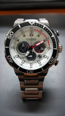 Citizen Eco-Drive WR200 Watch