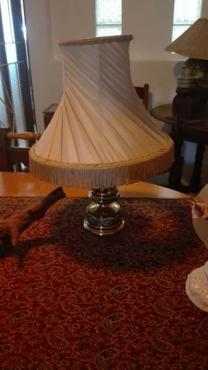 Lamp te koop.