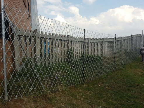 DIAMOND MESH ,RAZOR WIRE,CLEAR VU, BOB WIRE,PALISADE | Junk Mail