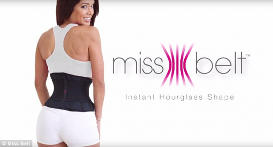 Brand New Miss Belt