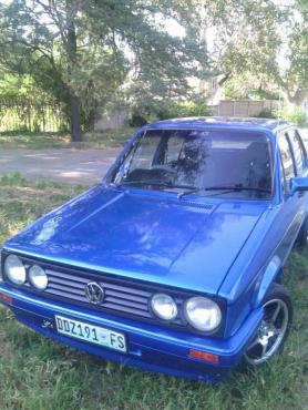 1994 VW FOX 1800