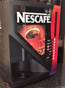 Nesle Lioness coffee machine