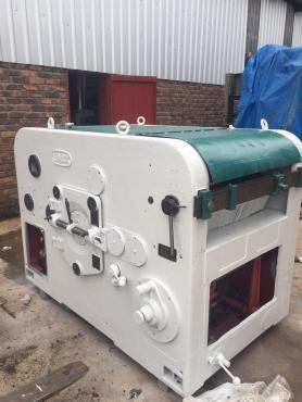 Sawmill: LINCK, Board Edger, CS12, 800x120mm, 30 kW