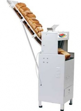SINGLE GRAVITY FEED BREAD SLICER FULLY RECONDITIONED