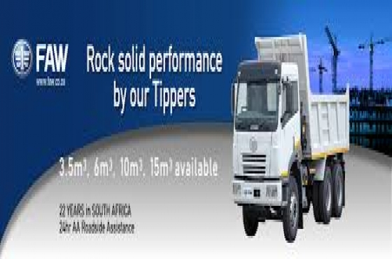Best deals on FAW trucks service that will not disapiont you at all