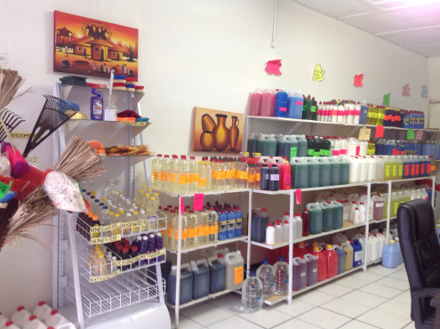 Factory Shop  : Detergents for Sale:  Add: 385  Lighthouse Road  , Shop 3 Bluff