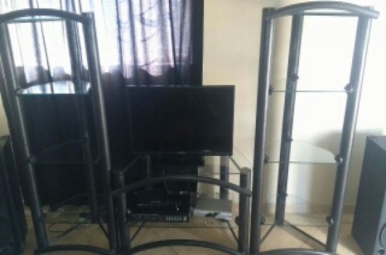 3 pc TV stand