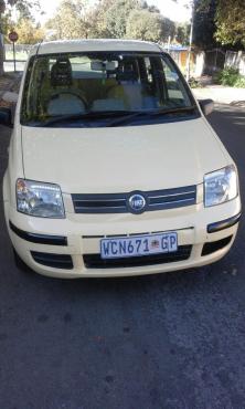 2007 Fiat Panda 1.2