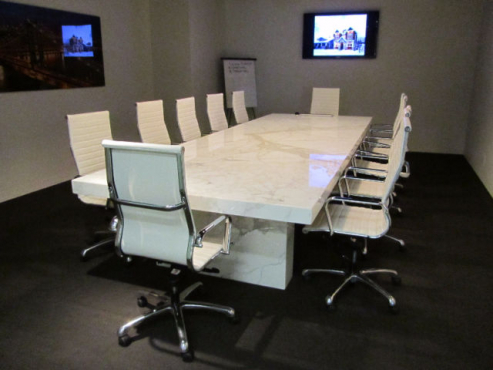 Office Furniture In South Africa Junk Mail - Marble conference table for sale